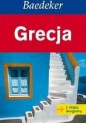 Okładka książki Grecja. Przewodnik Baedeker praca zbiorowa