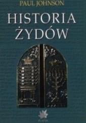 Okładka książki Historia Żydów Paul Johnson
