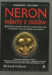 Okładka książki Neron odarty z mitów Richard Holland