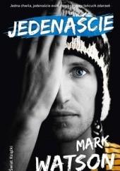 Okładka książki Jedenaście Mark Watson
