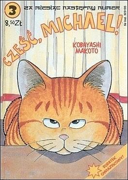 Okładka książki Cześć Michael! tom 3 Makoto Kobayashi