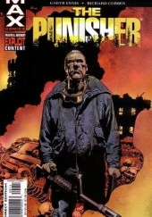 Okładka książki The Punisher: The End Garth Ennis, Richard Corben