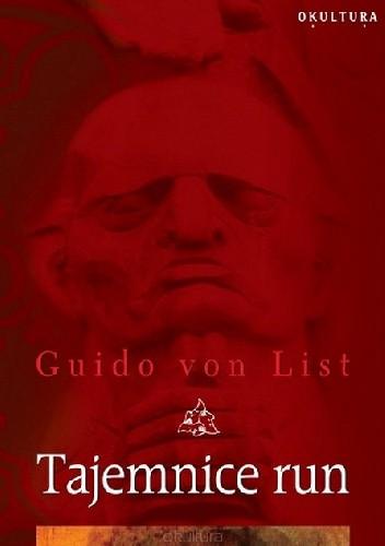 Okładka książki Tajemnice run Guido von List