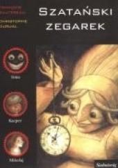 Okładka książki Szatański zegarek