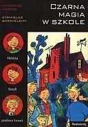 Okładka książki Czarna magia w szkole Christine Aubrée