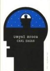 Okładka książki Umysł Broca. Refleksje o nauce Carl Sagan