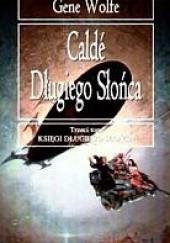 Okładka książki Caldé Długiego Słońca Gene Wolfe