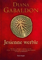 Okładka książki Jesienne werble Diana Gabaldon