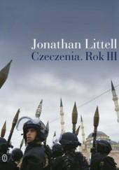 Okładka książki Czeczenia. Rok III Jonathan Littell
