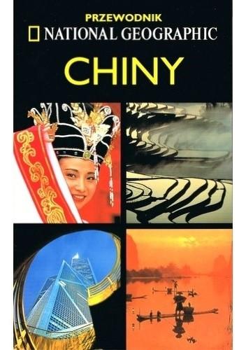 Okładka książki Chiny. Przewodnik National Geographic Damian Harper