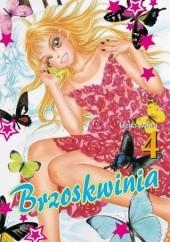 Okładka książki Brzoskwinia t. 4 Miwa Ueda