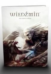Okładka książki Wiedźmin - Artbook praca zbiorowa