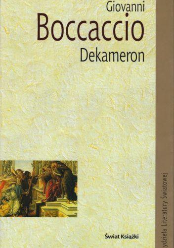 Okładka książki Dekameron Giovanni Boccaccio