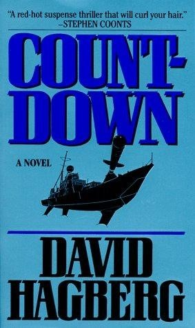 Okładka książki Countdown David Hagberg