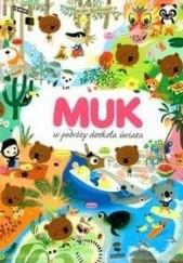 Okładka książki Muk w podróży dookoła świata Marc Boutavant