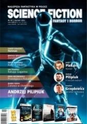 Okładka książki Science Fiction, Fantasy & Horror 63 (1/2011) Red. Science Fiction Fantasy & Horror