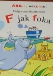 Okładka książki F jak foka
