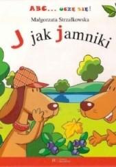 Okładka książki J jak jamniki