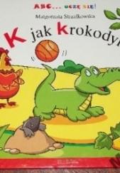 Okładka książki K jak krokodyl