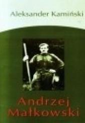 Okładka książki Andrzej Małkowski Aleksander Kamiński