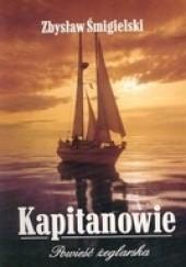Okładka książki Kapitanowie Zbysław Śmigielski