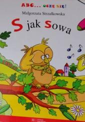 Okładka książki S jak sowa