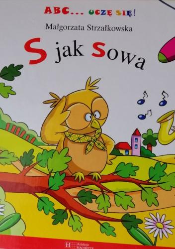 Okładka książki S jak sowa Małgorzata Strzałkowska
