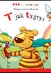 Okładka książki T jak tygrys