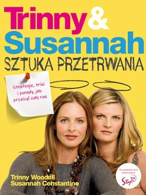 Okładka książki Trinny & Susannah. Sztuka przetrwania