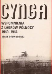 Okładka książki Cynga. Wspomnienia z łagrów północy 1940-1944 Jerzy Drewnowski