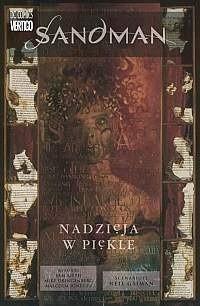 Okładka książki Sandman: Nadzieja w piekle Mike Dringenberg,Neil Gaiman,Malcolm Jones III,Sam Kieth