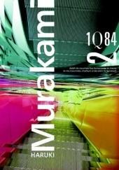 Okładka książki 1Q84 - t. 2 Haruki Murakami
