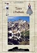 Okładka książki Tatry i Podhale Antoni Kroh