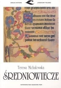 Okładka książki Średniowiecze