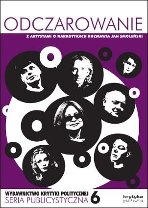 Okładka książki Odczarowanie Jan Smoleński