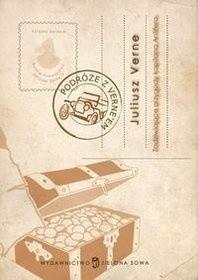 Okładka książki Zadziwiające przygody kapitana Antifera Juliusz Verne