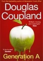 Okładka książki Generation A Douglas Coupland