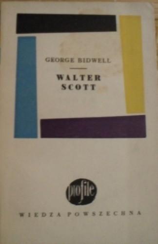 Okładka książki Walter Scott George Bidwell