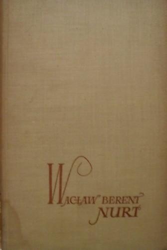 Okładka książki Nurt Wacław Berent