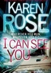 Okładka książki I Can See You