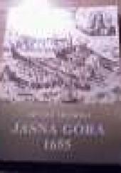 Okładka książki Jasna Góra 1655 Janusz Sikorski