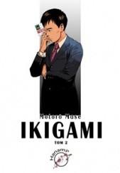 Okładka książki Ikigami #2 Motorō Mase
