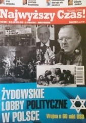 Okładka książki Najwyższy czas. Tygodnik konserwatywno-liberalny 27-28/2015 John Galsworthy