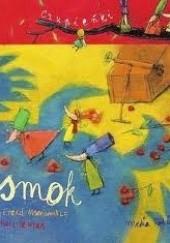 Okładka książki Czupieńki. Smok Gerard Moncomble