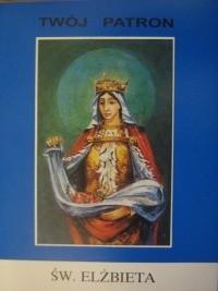 Okładka książki Św. Elżbieta Jan Kasztelan
