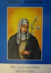 Okładka książki Św. Katarzyna Sieneńska
