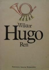 Okładka książki Ren Victor Hugo