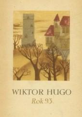 Okładka książki Rok 93 Victor Hugo