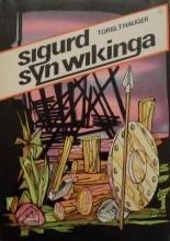 Okładka książki Sigurd syn Wikinga