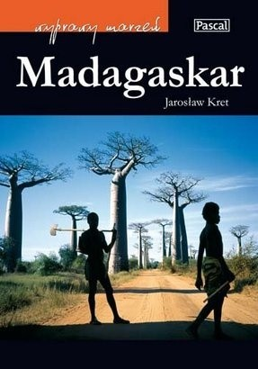 Okładka książki Madagaskar Jarosław Kret
